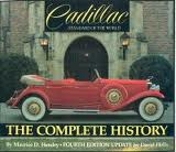Cadillac: Standard of the World (Fourth Edition)