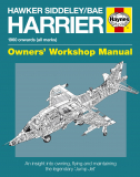 Hawker Siddeley / BAe Harrier: 1960 onwards (all marks)