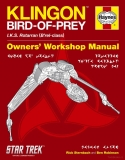 Klingon Bird-of-Prey Manual: IKS Rotarran (B'rel-class)