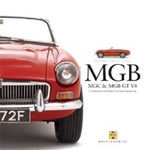 MGB, MGC and MGB GT V8: Haynes Great Cars Series