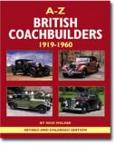 A-Z British Coachbuilders, 1919-1960