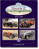 A-Z British Sports & Thoroughbred Motor Cars