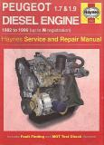 Peugeot 1,7 / 1,9 Diesel Engines (82-96)