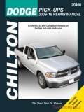 Dodge Ram Full-size Pick-ups (09-16)