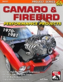 Camaro & Firebird Performance Projects, 1970-1981