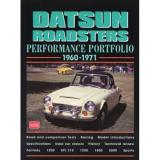 Datsun Roadsters 1960-1971