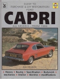 Ford Capri All Models from 1969