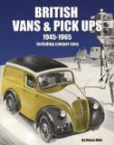 British Vans and Pick Ups: 1945-1965