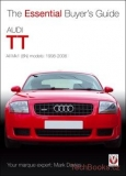 Audi TT – All Mk1 (8N) models: 1998-2006