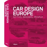 Car Design Europe: Myths, Brands, People