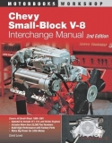 Chevy Small-block V8 Interchange Manual (2. vydání)