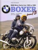 Bmw Motorcycles 1969-1985, Vol. 1