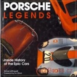Porsche Legends (Hardback)