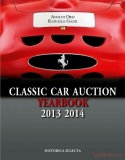 Classic Car Auction 2013-2014 Yearbook