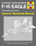 McDonnell Douglas/Boeing F-15 Eagle Manual (1972 onwards)