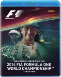 BLU-RAY: Formula 1 2014 Official Review
