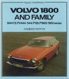 Volvo 1800 and Family 1944-73; PV444/544;P120,P1900/1800 series