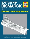 Battleship Bismarck Manual - 1936-1941