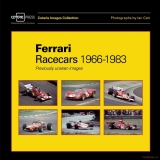 Ferrari Racecars 1966-1983: Previously Unseen Images