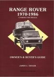 Range Rover Carburettor Models, 1970-86