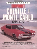 Chevrolet Chevelle and Monte Carlo 1964-1972