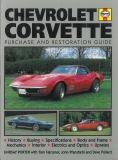 Chevrolet Corvette Purchase and Restoration Guide