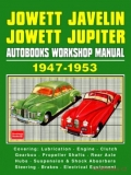 Jowett Javelin and Jupiter (47-53)