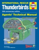 International Rescue Thunderbirds Manual - 50th Anniversary Edition