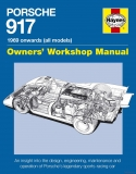 Porsche 917 Manual (1969 onwards)