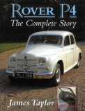 Rover P4: The Complete Story
