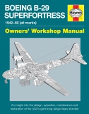 Boeing B-29 Superfortress Manual (1942-60)