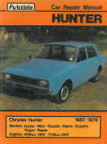 Chrysler Hunter (67-79)