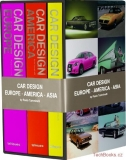 Car Design: America, Asia, Europe (3-volume Box-set)