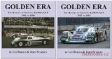 Golden Era: The History of Group C & IMSA GTP 1981 to 1993 (2 svazky)