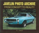 AMC Javelin: From Concept to Reality Photo Archive