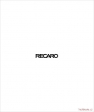 Recaro: Seating in Motion