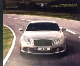 Bentley Continental GT and GT Convertible W12