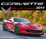 Chevrolet Corvette: Car-A-Day Calendar 2017