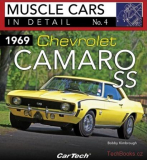 1969 Chevrolet Camaro SS: Muscle Cars In Detail No. 4