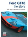 DVD: Ford GT40: The Story