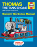 Thomas the Tank Engine Manual (Mašinka Tomáš)