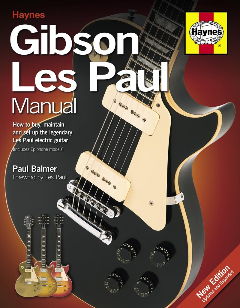Gibson Les Paul Manual (2nd Edition) (Paperback)