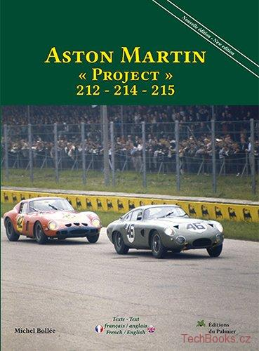 Aston Martin Project 212 - 214 - 215: New Edition