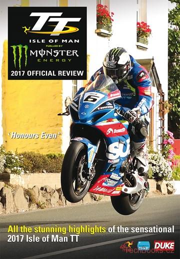 DVD: Isle of Man TT 2017 Official Review