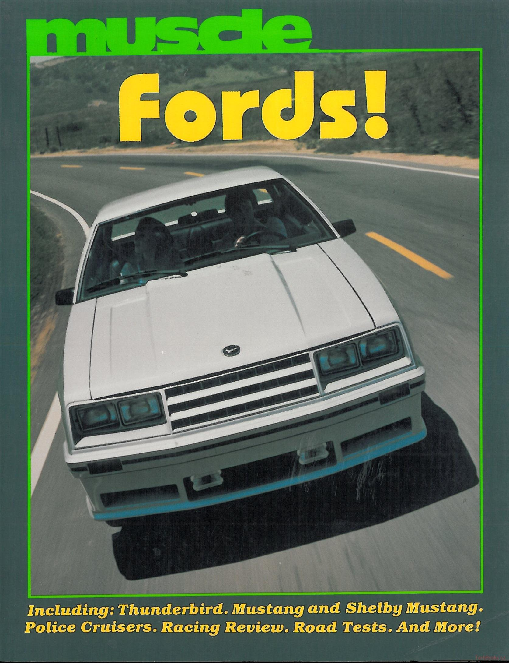 Muscle Fords!