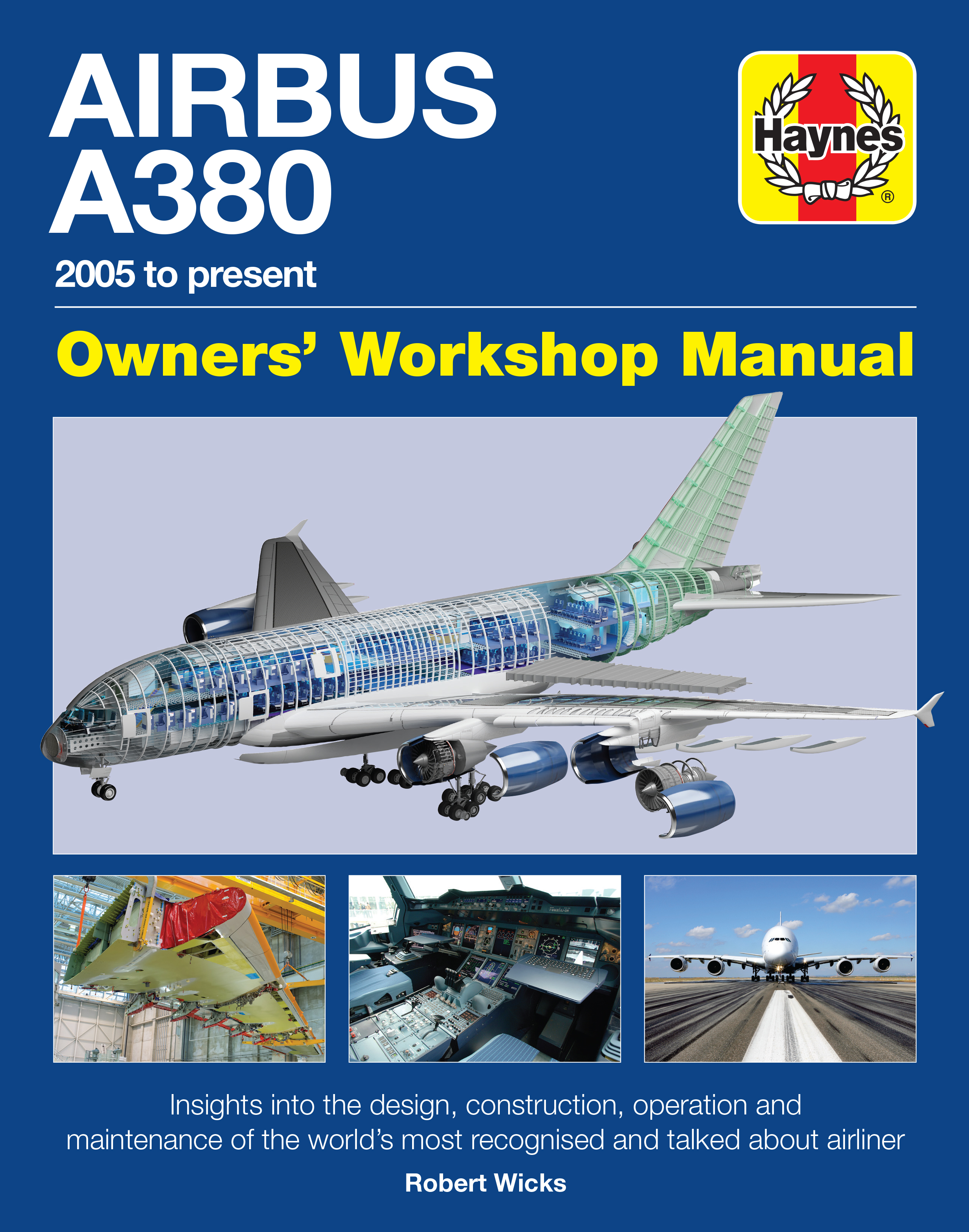 Airbus A380 Manual (2005 to present)