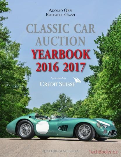 Classic Car Auction 2016-2017 Yearbook