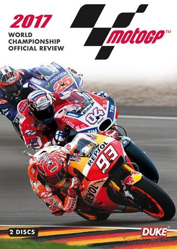 DVD: MotoGP 2017 Review