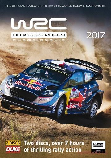 DVD: WRC World Rally Championship 2017 Review (2 Disc)