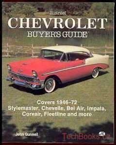 Illustrated Chevrolet Buyer's Guide